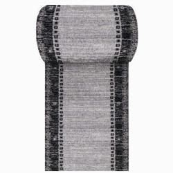 Chodnik dywanowy Fantazja 05 - szary - szerokość od 60 cm do 120 cm
