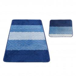 Komplet łazienkowy Montana 03N niebieski