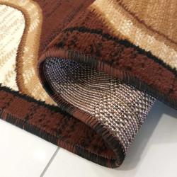 Dywan klasyczny BCF Alfa 05N - brązowy